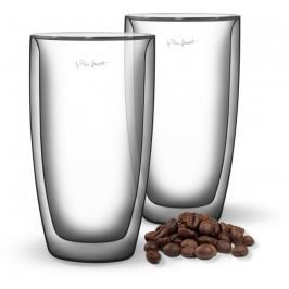 Lamart Set termo sklenic CAFÉ LATTÉ 380 ml, 2 ks