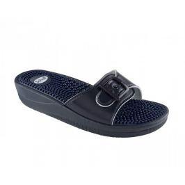 Scholl Zdravotní obuv NEW MASSAGE - námořnická modrá (Velikost vel. 37)