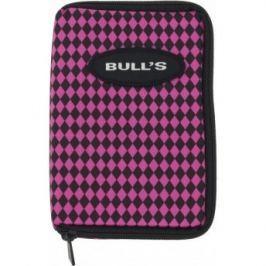 Bull's Pouzdro na šipky The Pak - černo-růžové