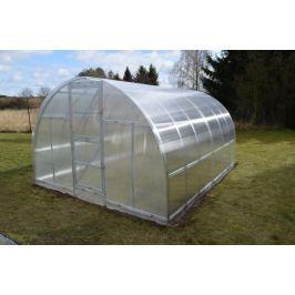 LanitPlast skleník LANITPLAST KYKLOP 3 x 6 m + DÁRKY PC 4 mm