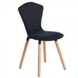 BHM Germany Jídelní židle Felicia (SET 2 ks), černá