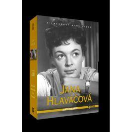 Kolekce Jany Hlaváčové (4DVD)   - DVD