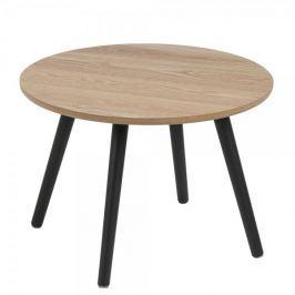 Design Scandinavia Konferenční / noční stolek Stanfield, 50 cm