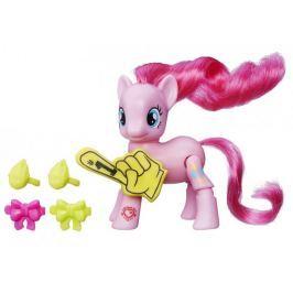 My Little Pony Poník s kloubovými nožkami a doplňky - Pinkie Pie