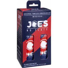 Joe's No-Flats Univerzální Tubeless Konverzní Kit Super Sealant