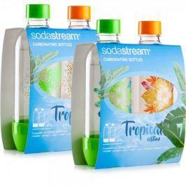 Sodastream Sada Tropical 2x Ostrov + 2x Prales