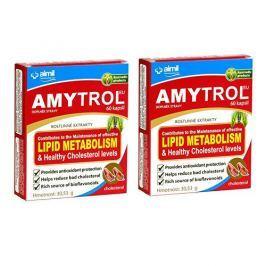 Aimil Pharmaceutical AmytrolEU 60 kapslí + 60 kapslí ZDARMA