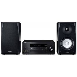 Yamaha MCR-N570D, černá/stříbrná - II. jakost