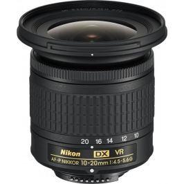Nikon Nikkor AF-P 10-20 mm f/4,5-5,6 VR DX - II. jakost
