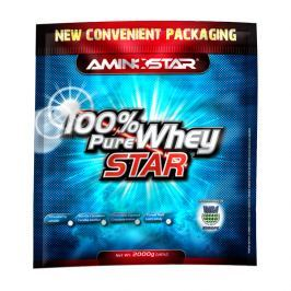 Aminostar 100% Pure Whey Star 2000 g, vanilka-skořice