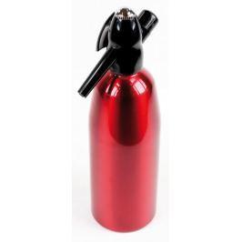 Yoko Design Sifonová láhev 1 l, červená