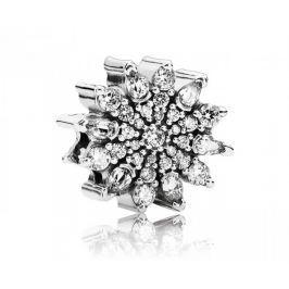 Pandora Luxusní třpytivý korálek 791764CZ stříbro 925/1000