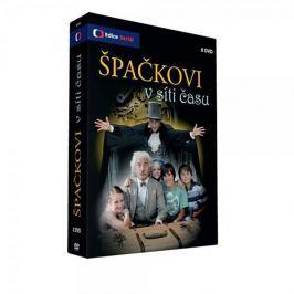 Špačkovi v síti času (8DVD)   - DVD