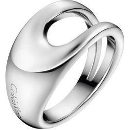 Calvin Klein Luxusní prsten Shape KJ3YMR0001 (Obvod 57 mm)