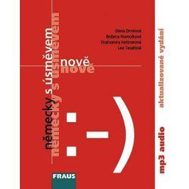 kolektiv autorů: Německy s úsměvem nově UČ + mp3 ke stažení
