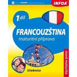 Bourdais a kolektiv Daniele: Francouzština 1 maturitní příprava - učebnice
