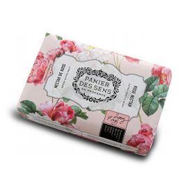 Panier des Sens Extra jemné přírodní mýdlo s bambuckým máslem Nektar z růží (Extra Gentle Soap) 200 g