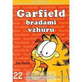 Davis Jim: Garfield bradami vzhůru (č.22)