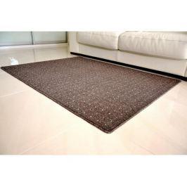 Kusový koberec Udinese hnědý 140x200 cm