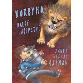 Asimov Janet, Asimov Isaac,: Norbyho další tajemství