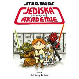 Brown Jeffrey: Star Wars - Jediská akademie