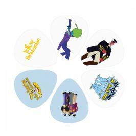 Perris Leathers Beatles Picks Picks VII Yellow Submarine Signature trsátka