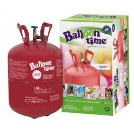 Helium Ballon Time do balónků - jednorázová nádoba 250 l