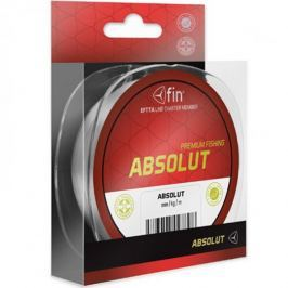 FIN Vlasec Absolut 0,14 mm, 4,3 lb