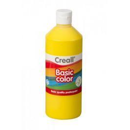 Barva temperová 0,5 l žlutá