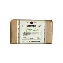Fikkerts Hydratační rostlinné mýdlo Zelený čaj (Pure Vegetable Soap) 200 g