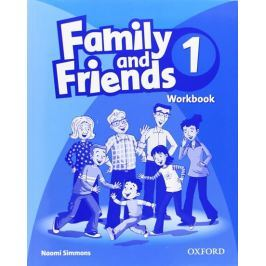 Simmons Naomi: Family and Friends 1: Workbook 1