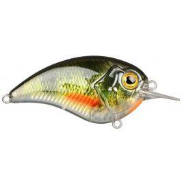 Spro Wobler Ikiru Flat Crank 55 Green Perch 5,5 cm 8 g