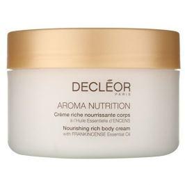 Bohatý výživný krém na tělo Aroma Nutrition (Nourishing Rich Body Cream) 200 ml