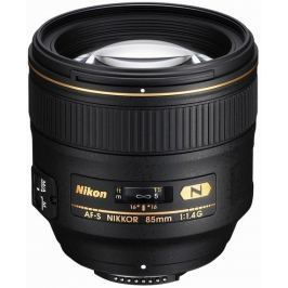 Nikon Nikkor AF 85 / 1,4 G - II. jakost