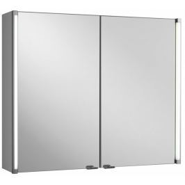 Fackelmann Zrcadlová skříňka s LED osvětlením 81x67 cm