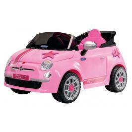 Peg Perego Fiat 500S Pink