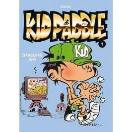 Midam: Kid Paddle 1 - Ďábelské hry