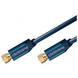 ClickTronic HQ OFC satelitní kabel M/M, 3 m