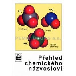 Blažek Jaroslav: Přehled chemického názvosloví