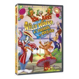Tom a Jerry: Willy Wonka a továrna na čokoládu   - DVD