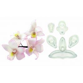 PME Sada 5ks vykrajovátek – orchidej Singapour