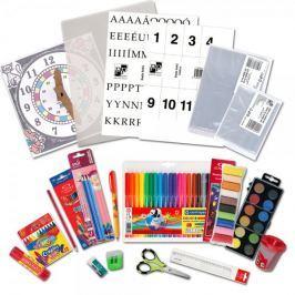 Balíček školních potřeb pro prvňáky