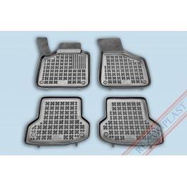 REZAW-PLAST Gumové koberce, sada 4 ks (2x přední, 2x zadní), Audi A3/Sportback II 2003-2012, Audi A3-S3/Sportback 2006-2012