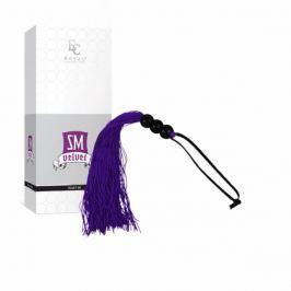 Důtky s kuličkama - Whip Purple