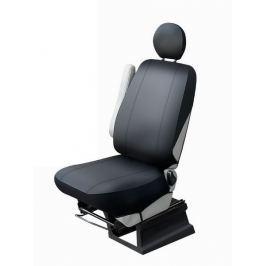 MAMMOOTH Potah sedadlo z syntetické kůže, velikost M, barva černá