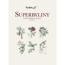 Paderta Lukáš: Superbyliny - 50 léčivek pro 21. století