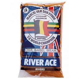 MVDE Krmítková Směs River Ace Black 1 kg