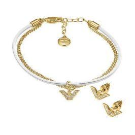 Emporio Armani Souprava šperků ze stříbra EG3186710 stříbro 925/1000