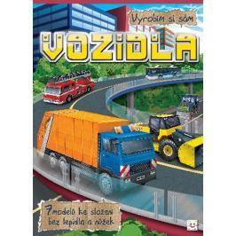 Brydak Piotr: Vyrobím si sám - Vozidla