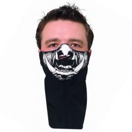 Held nákrčník s maskou BOAR vel.L černý s motivem